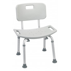 Drive Medical-Bathroom Safety Shower Tub Bench Chair-RTL12202KDR