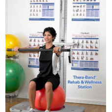 Thera-Band Rehab & Wellness Station TH-21915