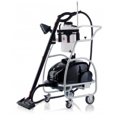BRIO PRO 1000CC STEAM CLEANING SYSTEM W/ TROLLEY CART