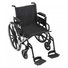 Drive Medical -Wheelchair Aluminum Viper Plus GT - Deluxe