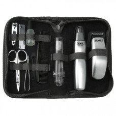 Wahl 3275 Travel Gear Kit W/ Toiletry Case-12Pc