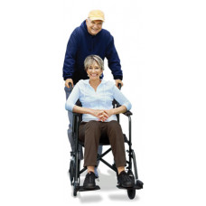Airgo Ultralight Transport Chair - 700-844