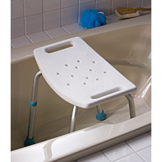 Adjustable Bath Bench without  Back