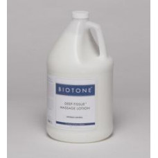 1 Gallon BIOTONE Deep-Tissue Lotion