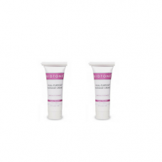 Biotone Dual-Purpose Massage Creme Refillable Tube 7oz 2 tubes