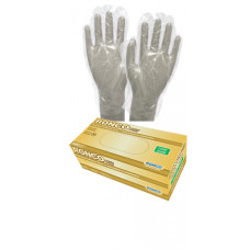 Ronco Poly - Polyethylene Disposable Gloves 10,000 In Case