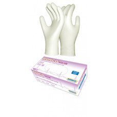 -A Ronco Vinyl VE2 Examination Gloves/case 10x100 Total 1000/cs-powder free