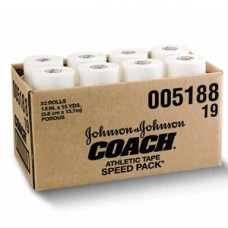 Johnson And Johnson Coach Sports Tape CS/32Rolls