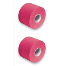 Spider Tech Original Tape Kinesiology Tape Pink 2 Roll Pack -Made in Canada