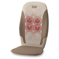 HoMedics Dual Shiatsu Massage Cushion - MCS-370H-CA
