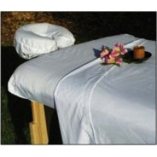 Simplicity Poly/Cotton FITTED Sheet / 12 sheet pack