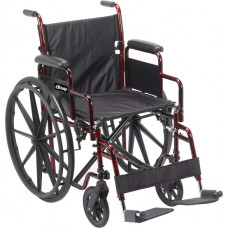 Rebel Lightweight Wheelchair-RTLREB18DDA-SF