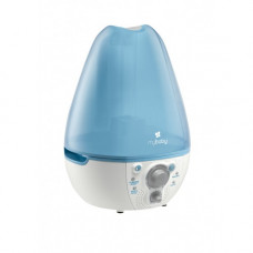 Humidifier-HoMedics-myBaby Ultrasonic Cool Mist with built-in SoundSpa MYB-W40-CA
