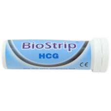 BIOSTRIP PREGNANCY TEST BX/25 BULK - NOT INDIVIDUAL WRAPPED