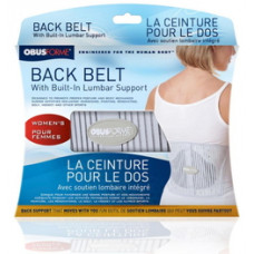 The Obus Forme Back Belt - Female - X-Large - XX-Large