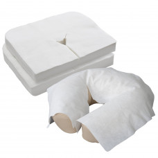 Disposable Face rest Luxurious Headrest/Facerest Sheet10X100 Total 1000/case