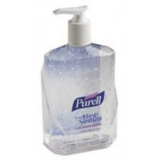 PURELL Hand Sanitizer, 8 oz., Pump Bottle 6/PACK