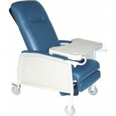3 Position Heavy Duty Bariatric Geri Chair Recliner-D574EW-BR