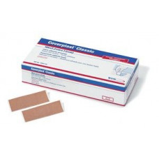 Elastoplast Coverplast Fabric Dressing, 3.8cm x 2.2cm, Box 100