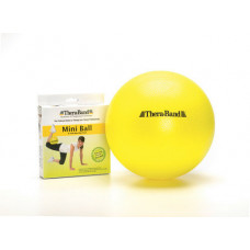Theraband Mini Ball Yellow 9 Diameter