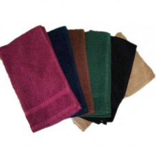 "Terry hand Towel 16""x27"" T818 – Soft Feel Terry Hand Towel-pack of 12"