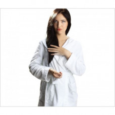 T592 – 100% Cotton Velour Bath Robe
