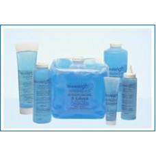 Wavelength Multi-Purpose Ultrasound Gel - 5L x 4 Blue Color