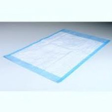 "Blue Disposable Underpads 17""x 24"" Case/300"
