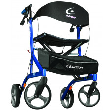 Airgo eXcursion X23 Lightweight Side-fold Rollator - 700-917