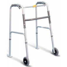 "Airgo Folding Walker with 5"" Wheel - 770-120"