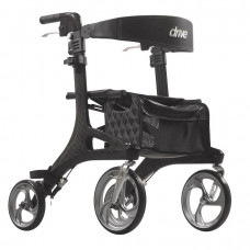 Nitro Elite CF, Carbon Fiber Rollator 12 Lb Weight Only