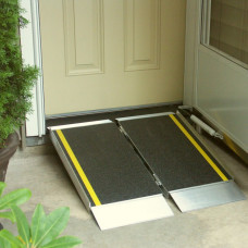 "EZ-ACCESS SUITCASE Singlefold Ramp EZ-SUITECASE AS3- 3'L x 29-1/2""W - 3 Foot Ramp"