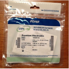 "EMPI - Tens Electrode for Select Tens code # 199658-001- 2""x2"" pads ( total 16 pads)"