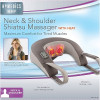 Shiatsu Neck & Shoulder Massager with Heat Model: NMS-375-CA