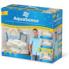 AquaSense® 3-in-1 Raised Toilet Seat-770-618