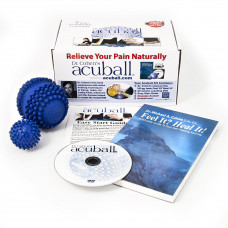 Acuball - Dr. Cohen's Heatable Acuball Kit $59.00 Kit Price