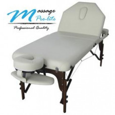 Bowen Portable Lift Back Massage Table Fully Loaded-Black Color