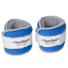 Thera-Band Soft Ankle & Wrist Weight - Blue 2.5 lb