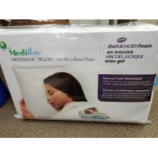 Mediflow Memory Gel Foam Waterbase Pillow