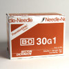 "BD305128 Needle, 30Gx1"" Regular Bevel, Sterile, BD PrecisionGlide-200/BOX"