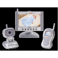 Complete Coverage Color Video Baby Monitor Set - Model # 02720