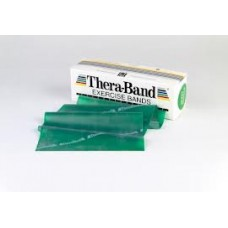 Thera-Band 6-Yard Exercise Band - Green 6 Yard