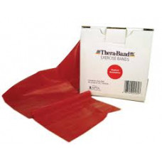 Thera-Band 50 Yd Roll Red Medium