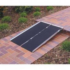 Prairie View Industries (PVI) Single Fold Ramps-SFW630 6 Foot Ramp -72""