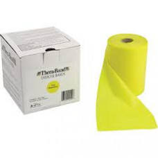 Thera-Band 50 Yd Roll Yellow Light