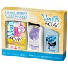 Gillette Venus & Olay Razor, Body Wash, and Antiperspirant Pack