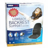 ObusForme Lowback Seat Combo Backrest Support -LS-BLK-CB