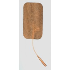 "2""x3.5"" Tan Cloth 4 packs ( 16 electrodes ) Tens Pads -6300"