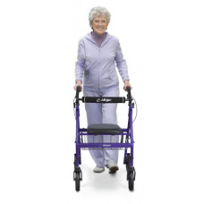 Airgo Lightweight Rollator-700-940 -Pacifice Blue Color