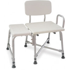 AquaSense Bariatric Transfer Bench with Armrest -770-422